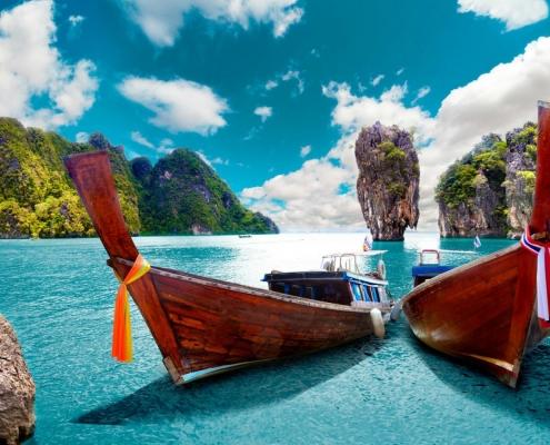 Agencia de viajes Teloplaneo: Tailandia
