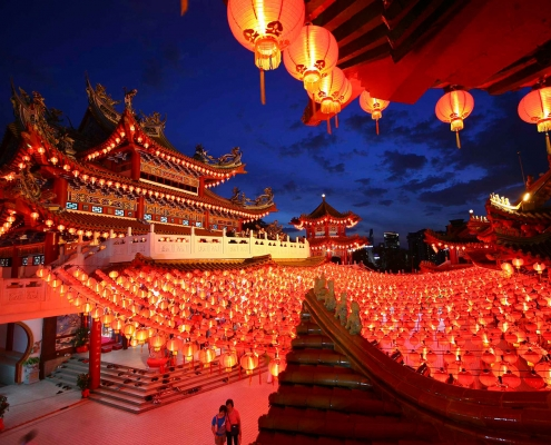 viaje de novios china