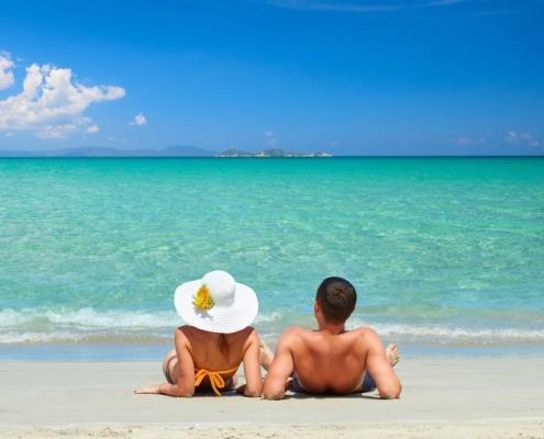 viaje de novios caribe